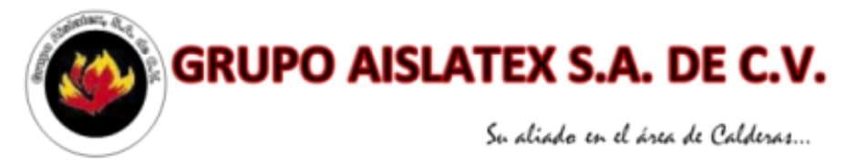 Grupo Aislatex, S.A. de C.V.