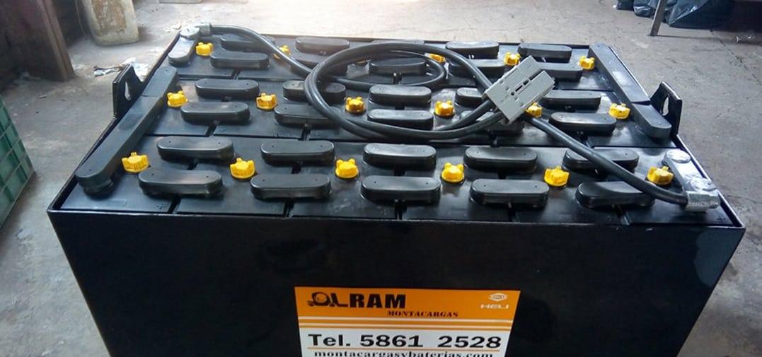 Todo lo que tienes que saber sobre la batería de tu montacargas