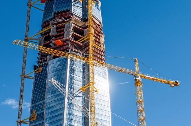 Montacargas elevadores para construcción